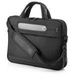 "HP Business Slim Top Load 14.1"" Messenger case Negro"