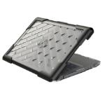 "Gumdrop Cases BumpTech notebook case 29.5 cm (11.6"") Shell case Black, Transparent"