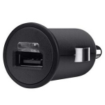 Belkin F8J056CW Auto Black mobile device charger