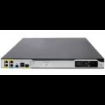 Hewlett Packard Enterprise FlexNetwork MSR3012 wired router Gigabit Ethernet Gray