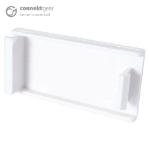 CONNEkT Gear AV Snap-In Blanking Plate - 25 x 50mm - White