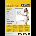 Bi-Office (A1) Flipchart Pad 60gsm 40 Perftd Sheets PK5 DD