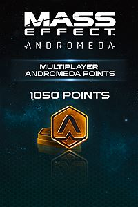Microsoft 1050 Mass Effect: Andromeda Points