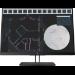 "HP Z24i G2 LED display 61 cm (24"") WUXGA Flat Black"
