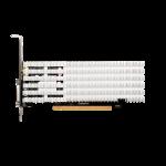 Gigabyte GTX1030, 2 GB, 4096x2160, DVI x 1, HDMI-2.0b x 1, Low Profile Graphic Card
