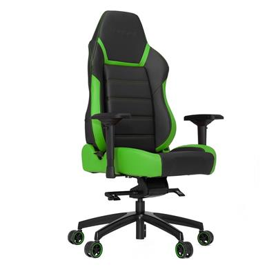Vertagear Racing Series P-Line PL6000 Rev. 2 Gaming Chair Black/Green