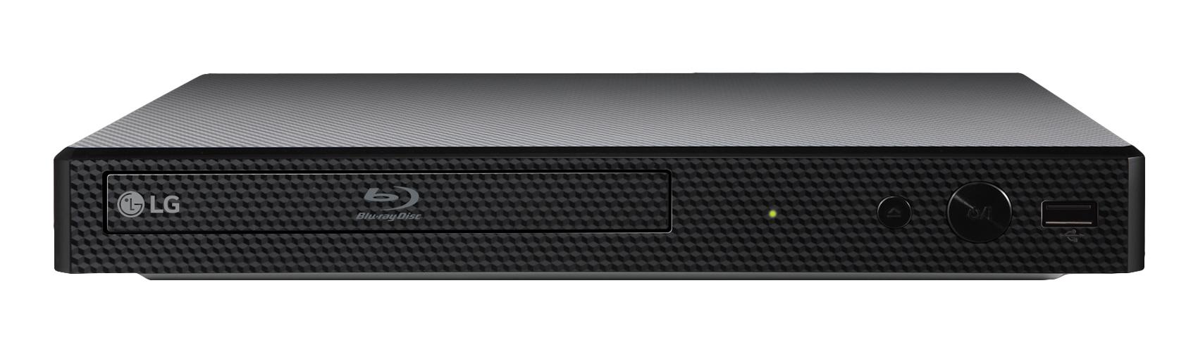 LG BP250 DVD/Blu-Ray player Black