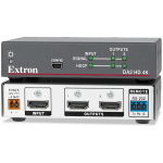 Extron 60-1480-01 video line amplifier Black