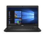 """DELL Latitude 5480 2.4GHz i5-6300U 14"""" 1920 x 1080pixels Black Notebook"""