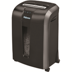 Fellowes 73CI paper shredder Cross shredding 23 cm Black