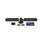 Logitech Tap Large Bundle - Microsoft Teams Videokonferenzsystem Group video conferencing system