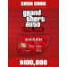 Nexway Grand Theft Auto Online: Red Shark Cash Card
