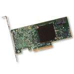 Broadcom MegaRAID SAS 9341-4i PCI Express x8 3.0 12Gbit/s RAID controller