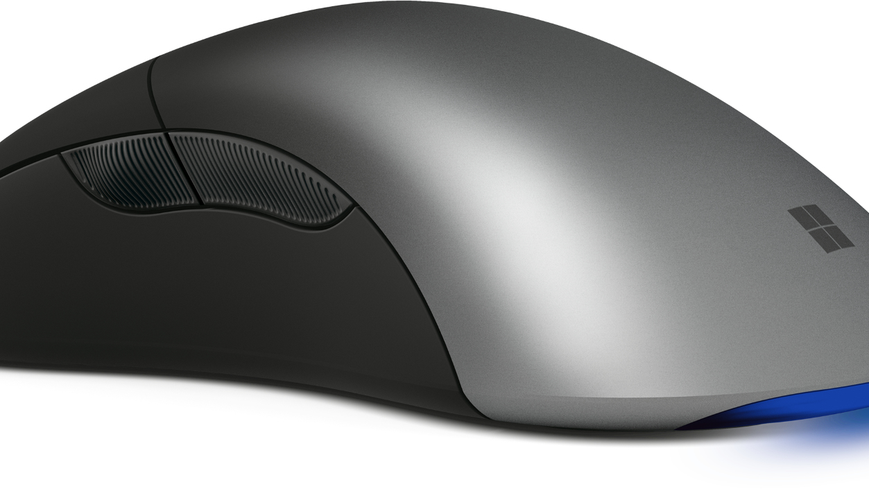 MICROSOFT PRO INTELLIMOUSE MOUSE USB 16000 DPI RIGHT-HAND