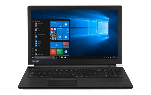 "Toshiba Satellite Pro R50-E-18V Black Netbook 39.6 cm (15.6"") 1366 x 768 pixels 7th gen Intel® Core™ i3 i3-7020U 8 GB DDR4-SDRAM 128 GB SSD"