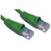 Cables Direct Cat6, 0.5m, LSOH networking cable U/UTP (UTP) Green