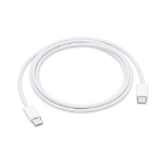 Apple MUF72ZM/A USB cable 1 m USB C Male White