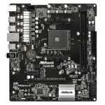 Asrock AB350M Socket AM4 AMD B350 micro ATX