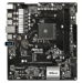 Asrock AB350M AMD B350 Socket AM4 microATX motherboard