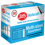 FSMISC JIFFYLITE BAGS ASST PK50 JL-SEL-A