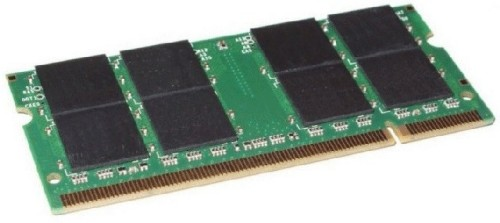 Hypertec A Dell equivalent 1GB SODIMM (PC2-4200) (Legacy) memory module DDR2 533 MHz