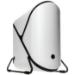 BitFenix Portal ITX-Tower White computer case