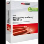 Lexware anlagenverwaltung pro 2018, ESD