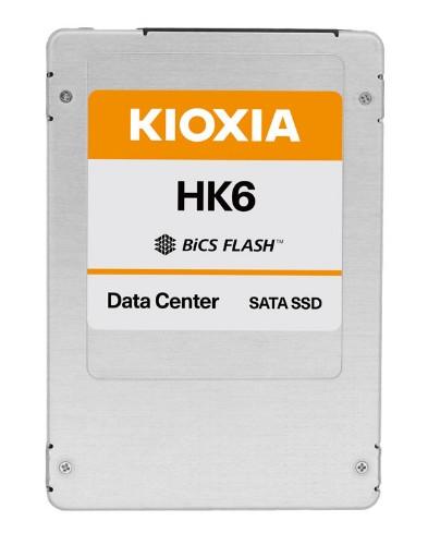 "Kioxia HK6-V 2.5"" 480 GB Serial ATA III 3D TLC"