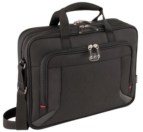"""Wenger/SwissGear 600649 16"""" Briefcase Black notebook case"""