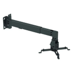 Brateck Projector Wall/Ceiling Mount Bracket up to 20kg (Black)