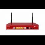 Bintec-elmeg RS353jwv wireless router Gigabit Ethernet Red