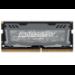 Crucial Sport LT módulo de memoria 16 GB DDR4 2400 MHz