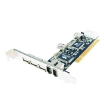 M-Cab 7070020 Internal IEEE 1394/Firewire,USB 2.0 interface cards/adapter