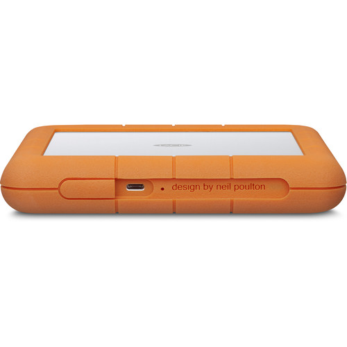 LaCie 8TB Rugged RAID Shuttle