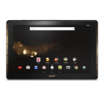 Acer Iconia A3-A40 32GB Black,Gold