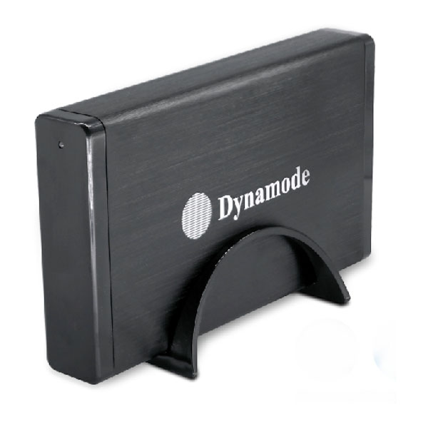 "Dynamode External 3.5"" SATA Hard Drive Caddy, USB 3.0, External Power"