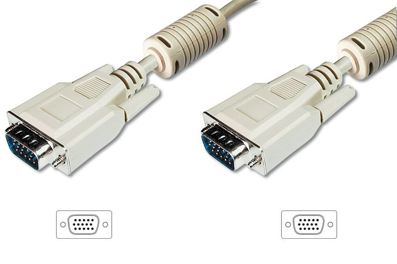 Digitus DK-310103-100-E VGA cable