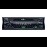 Sony DSX-A212UI Black car media receiver