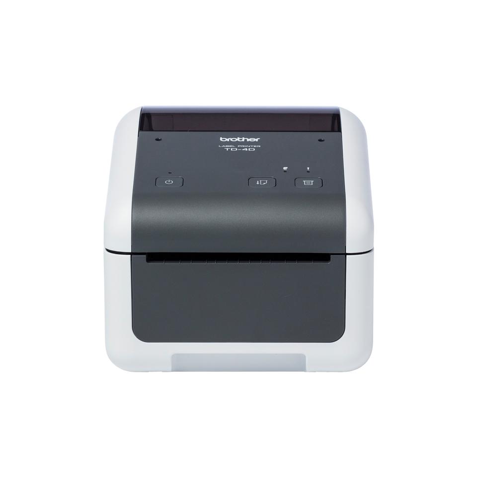 Brother TD-4410D impresora de etiquetas Térmica directa 203 x 203 DPI Alámbrico