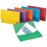 Elba 100090138 folder Polypropylene (PP) Green, Multicolour