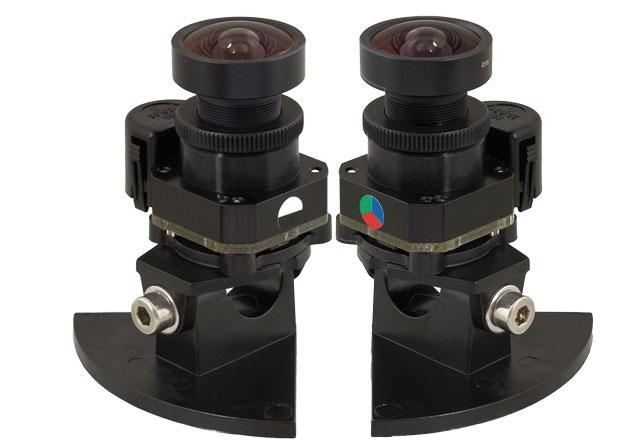 Mobotix L76 Tele CCTV Camera Tele lens Black