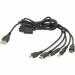 2-Power UMC0013A USB A Black USB cable