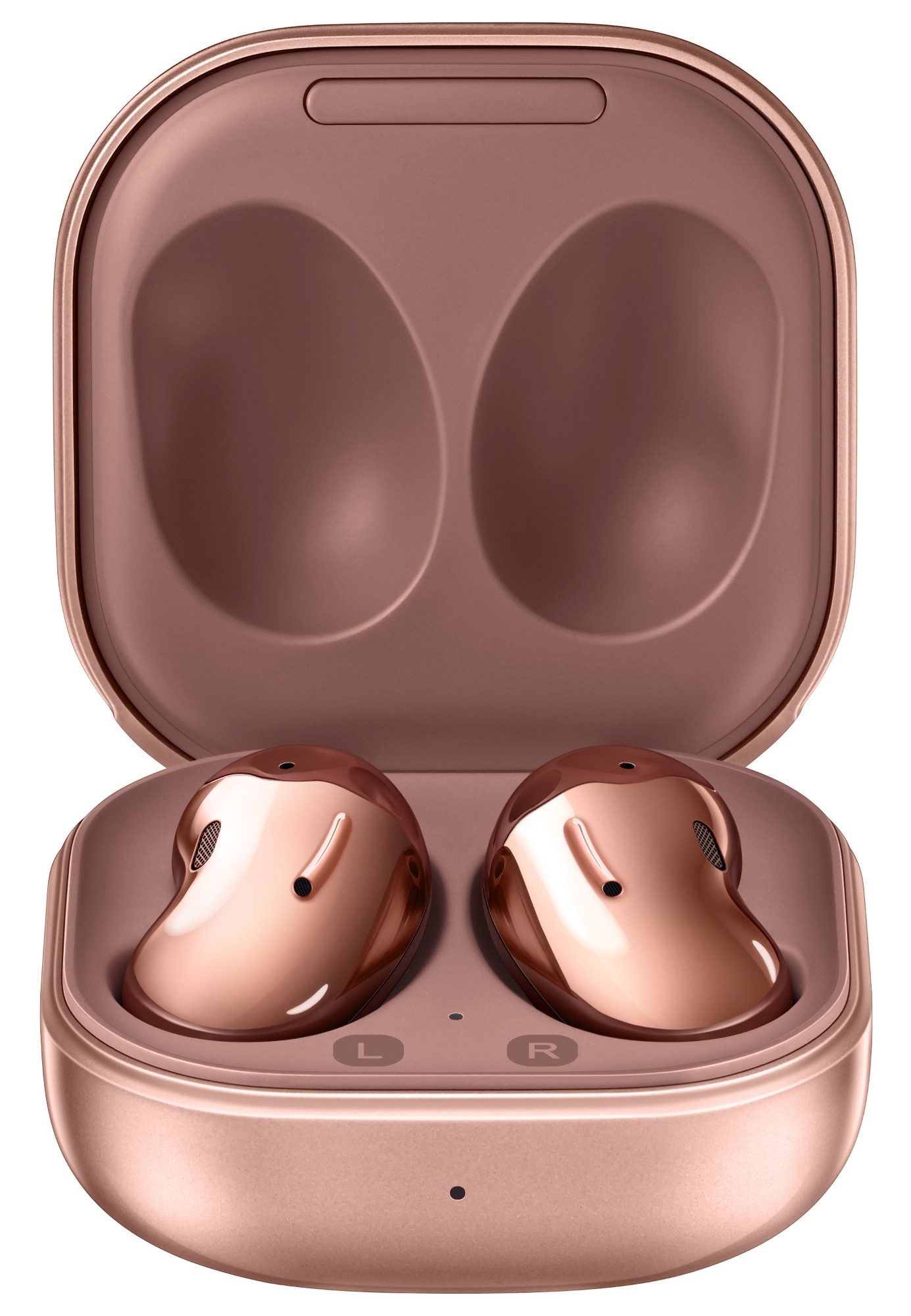 Samsung Galaxy Buds Live, Mystic Bronze Headset In-ear