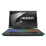 "AORUS 15 W9 Black Notebook 39.6 cm (15.6"") 1920 x 1080 pixels 2.20 GHz 8th gen Intel® Core™ i7 i7-8750H"