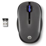 HP X3300 RF Wireless Optical Grey mice