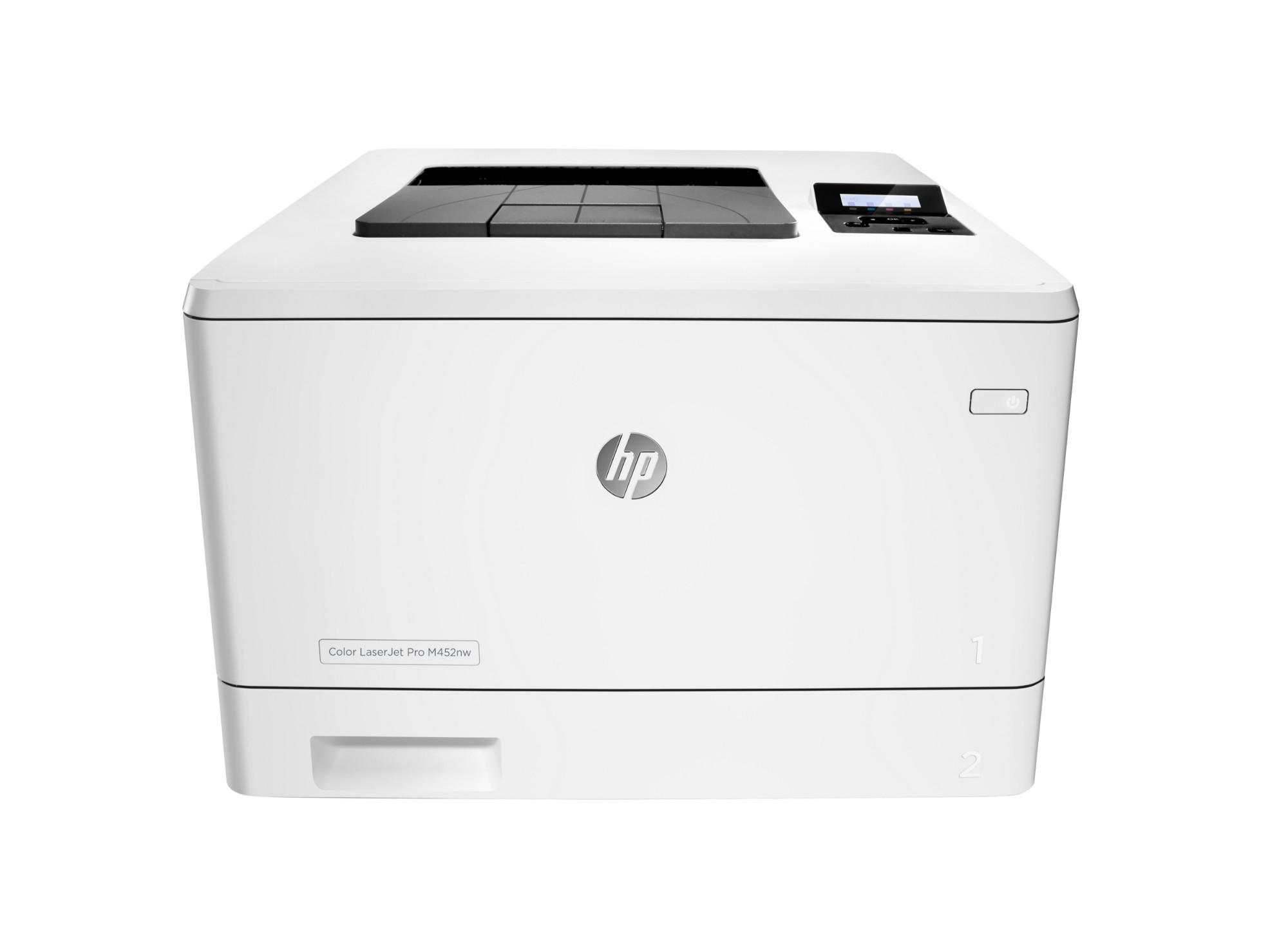 HP LaserJet Pro M452nw Colour 600 x 600 DPI A4 Wi-Fi