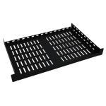 Tripp Lite SmartRack 1U Cantilever Toolless Mount Fixed Shelf (13.6 kg capacity; 12 in./305 mm depth)