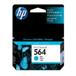 HP 564 Cian cartucho de tinta
