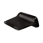 "Fellowes 9472402 notebook stand Black, Grey 43.2 cm (17"")"