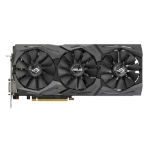ASUS ROG-STRIX-GTX1080TI-O11G-GAMING GeForce GTX 1080 Ti 11GB GDDR5X graphics card